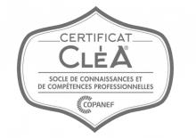 Logo du certificat Cléa